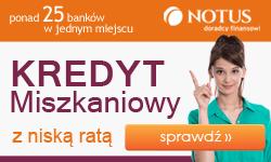 Kredyty mieszkaniowe Notus Wrocław