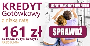 Kredyty gotówkowe Wrocław - Notus Finanse