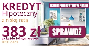 Kredyty hipoteczne Wrocław - Notus Finanse
